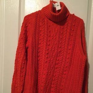 Orange Gap Sweater size XL - BRAND NEW